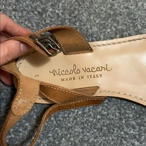 niccolo vacari Shoes - Niccolo Vacari Leather sandals US 7